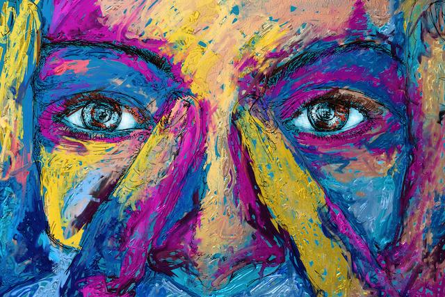 Womans-eyes